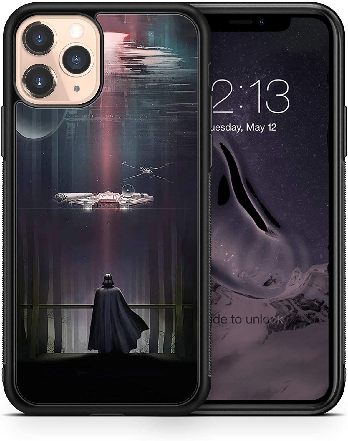 Star Wars Case Darth Vader Compatible With Iphone