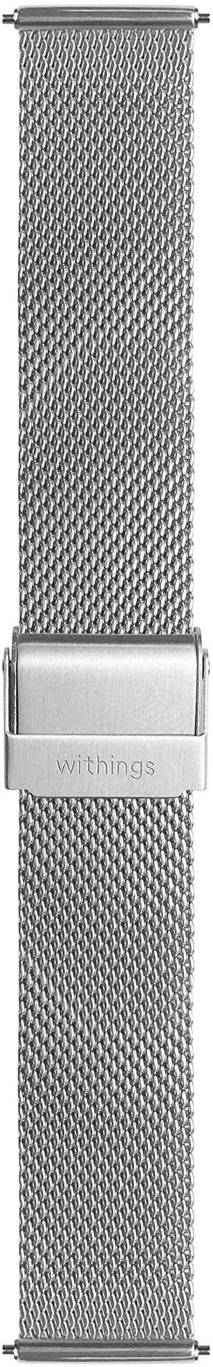 Withings Metal Band Reco