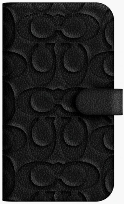Coach Leather Folio Case For Iphone 13 Render Cropped
