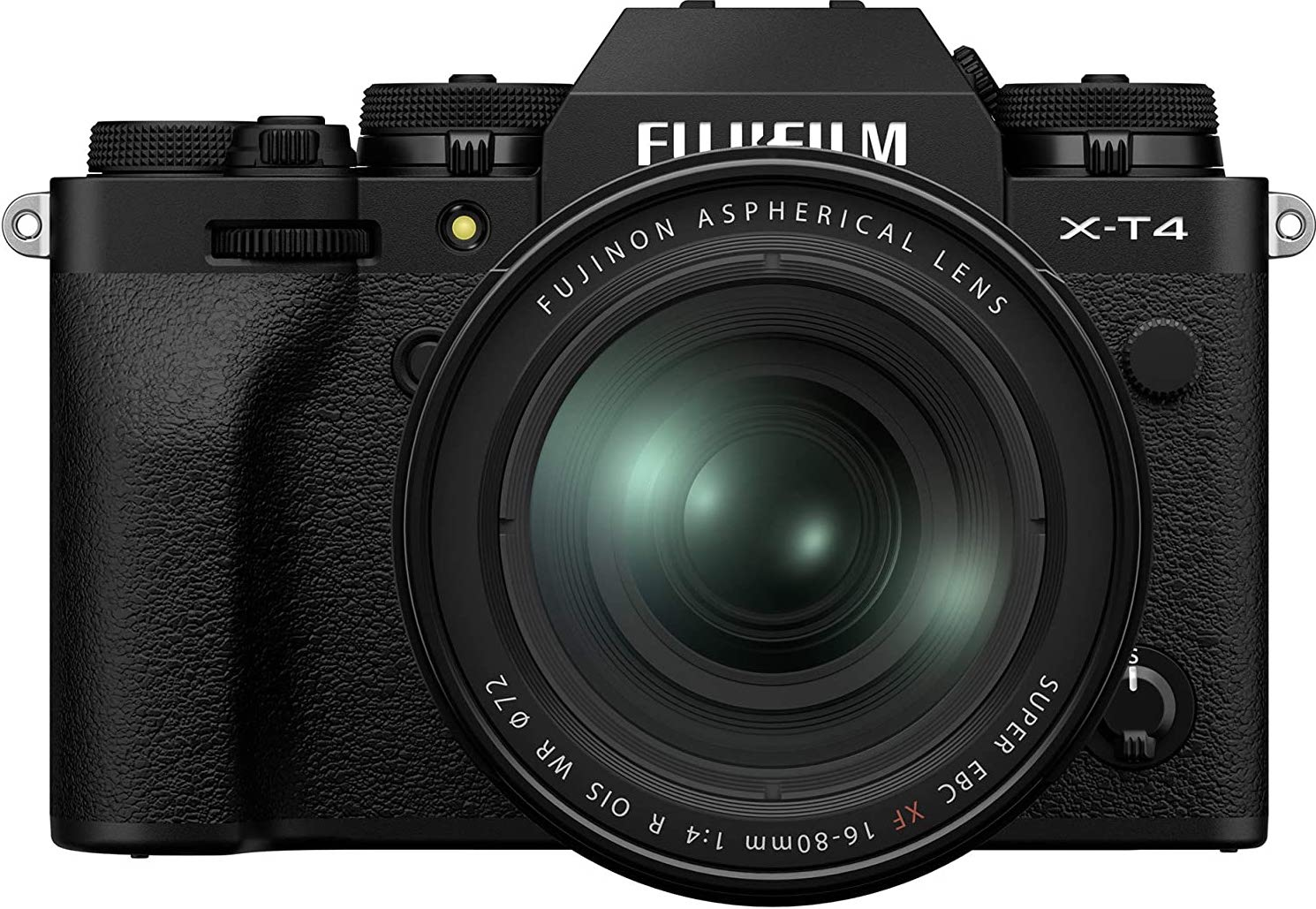 Fujifilm Xt4 With Kit Lens Render Cropped