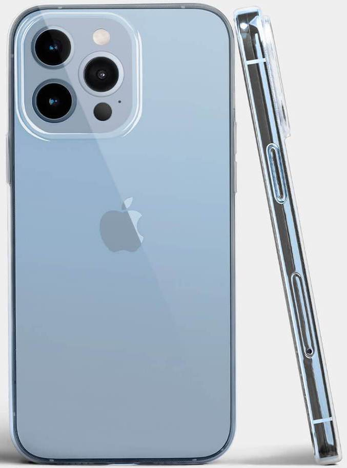 Totallee Iphone 13 Pro Max Thin Clear Case