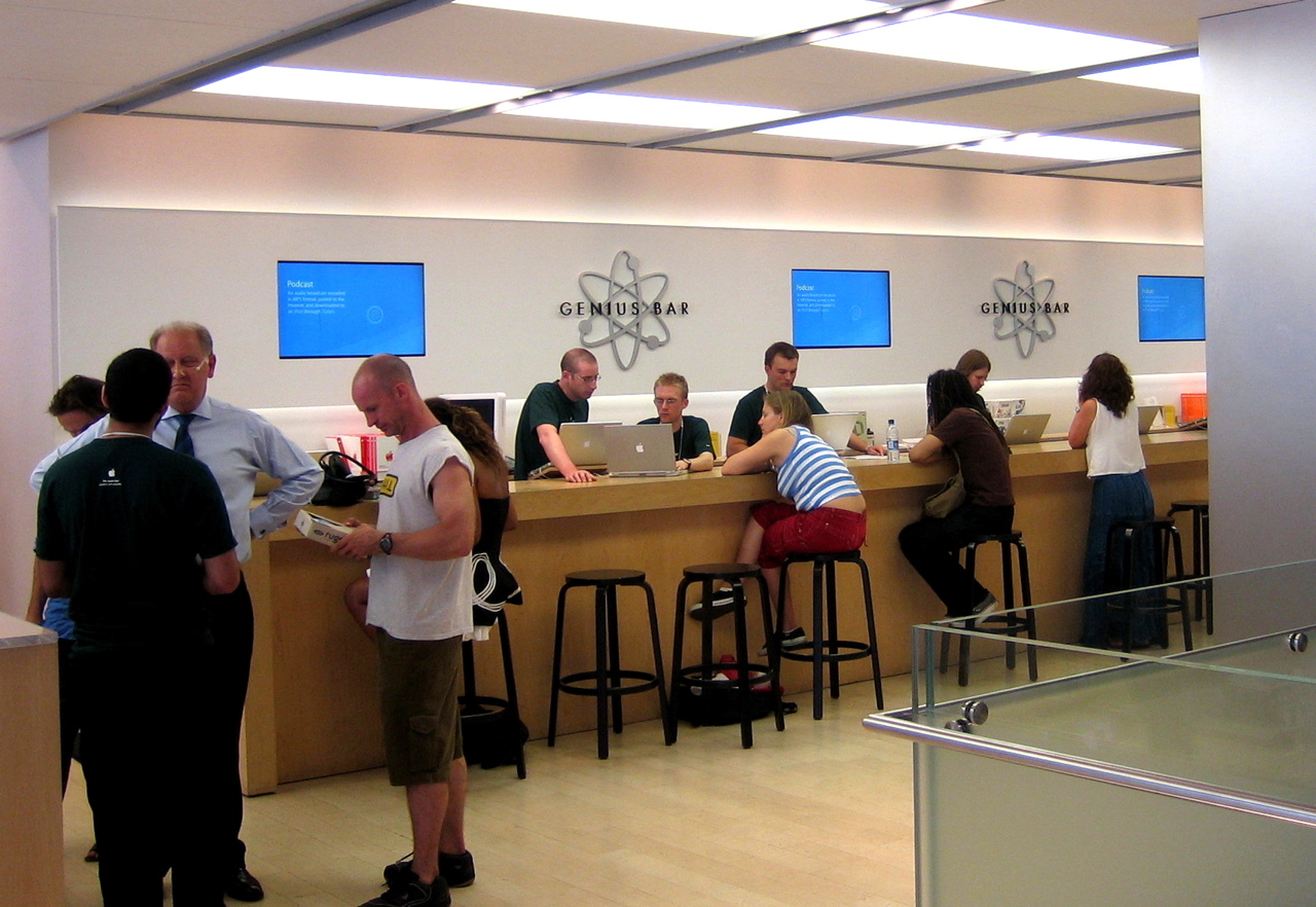 Thieves using Apple Stores to replace stolen iPhones | iMore