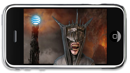AT&T Mouth of Sauron Speaks!