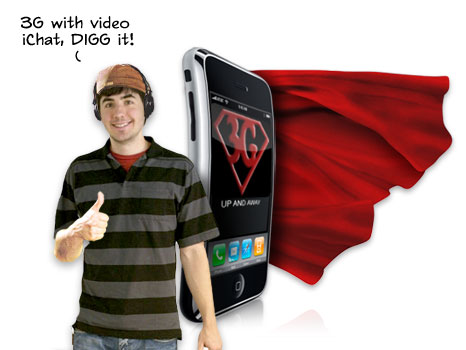 iPhone Rumors from Kevin Rose on Diggnation