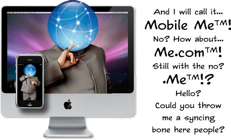 Apple to rebrand .Mac to Mobile Me?