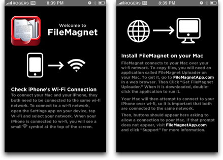 filemagnet iphone