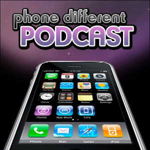Phone Different Podcast #1
