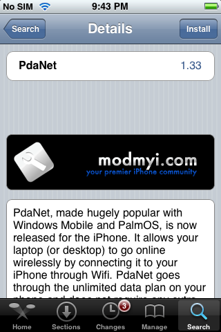 How To: Tether your Laptop with an iPhone and PdaNet | iMore