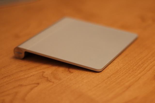 how to use apple magic trackpad
