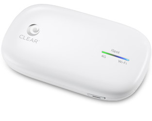 clear ispot 4g wimax for iOS iPhone, iPod touch, iPad