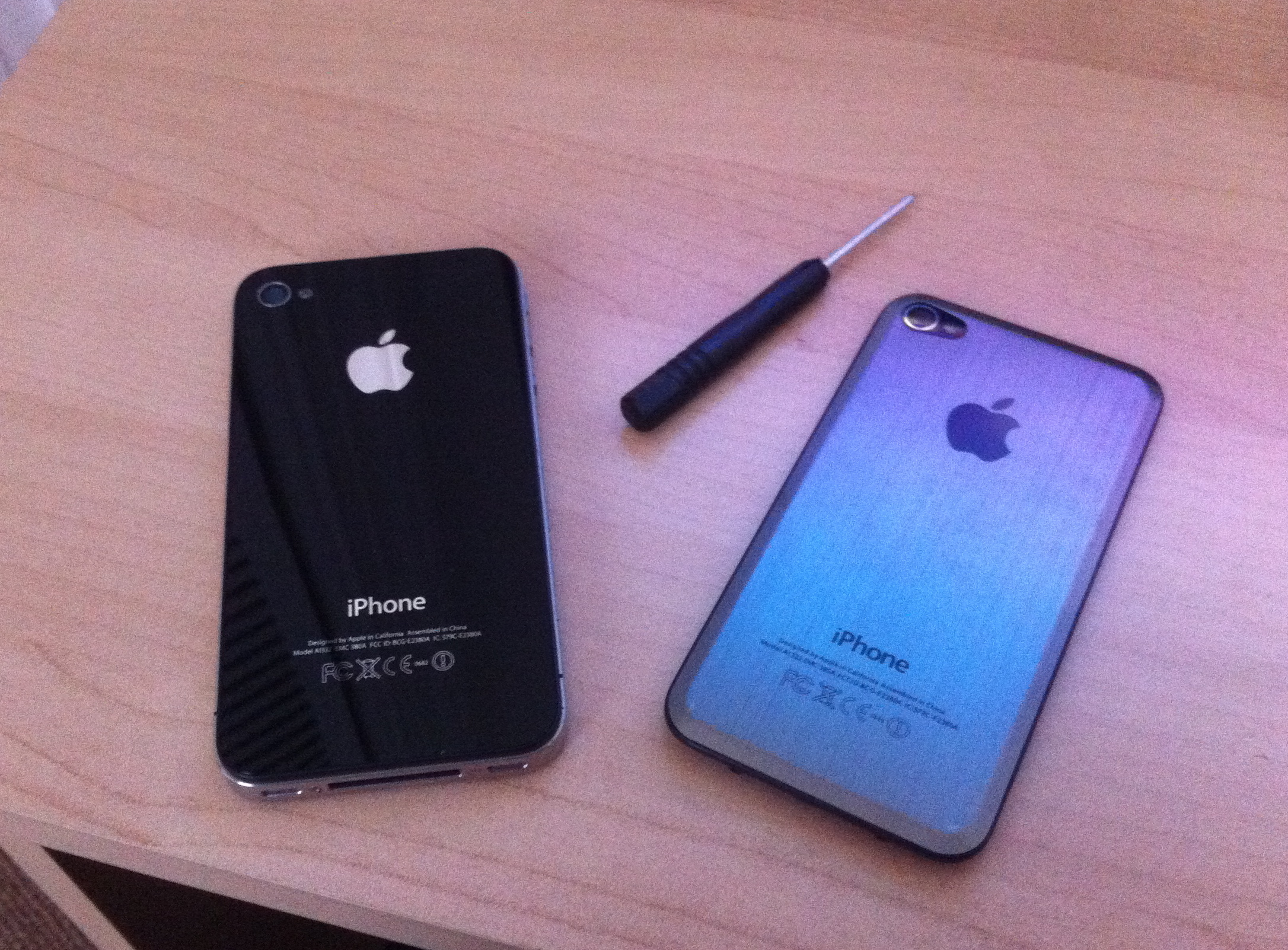 Iphone  Back Replacement