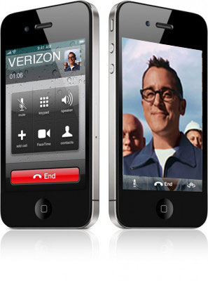 Verizon iPhone 4 coming Feb. 10th