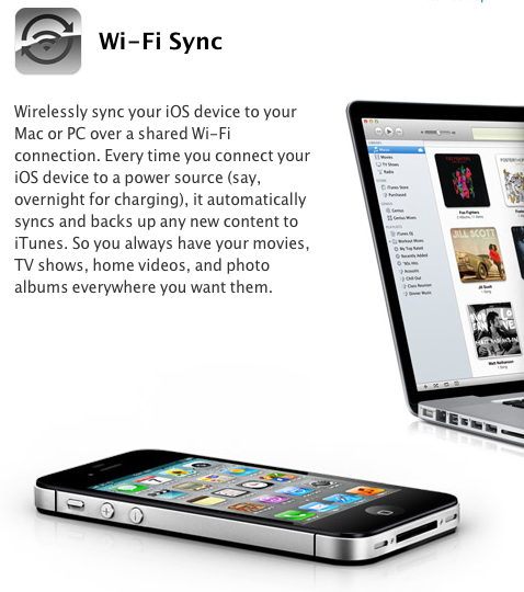 How to set up iTunes Wi-Fi sync using Windows