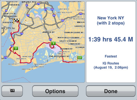TomTom updated, now optimized for iPad | iMore