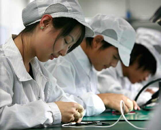 Foxconn plans to build five additional iPad production plants in Brazil