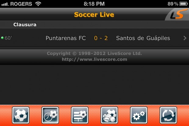Best iPad app for real-time soccer scores: LiveScore | iMore