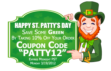 St. Patty's Day Sale: Save 10% on ALL iPhone and iPad Accessories at the iMore store!