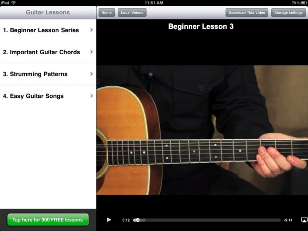 How My Ipad Helped Me Learn To Play Guitar Imore