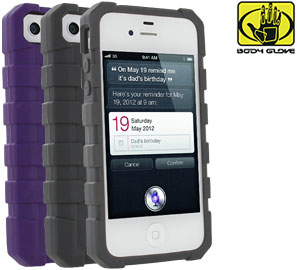 Body Glove DropSuit Rugged Case for iPhone 4S and iPhone 4 only $10.95 [Daily deal]