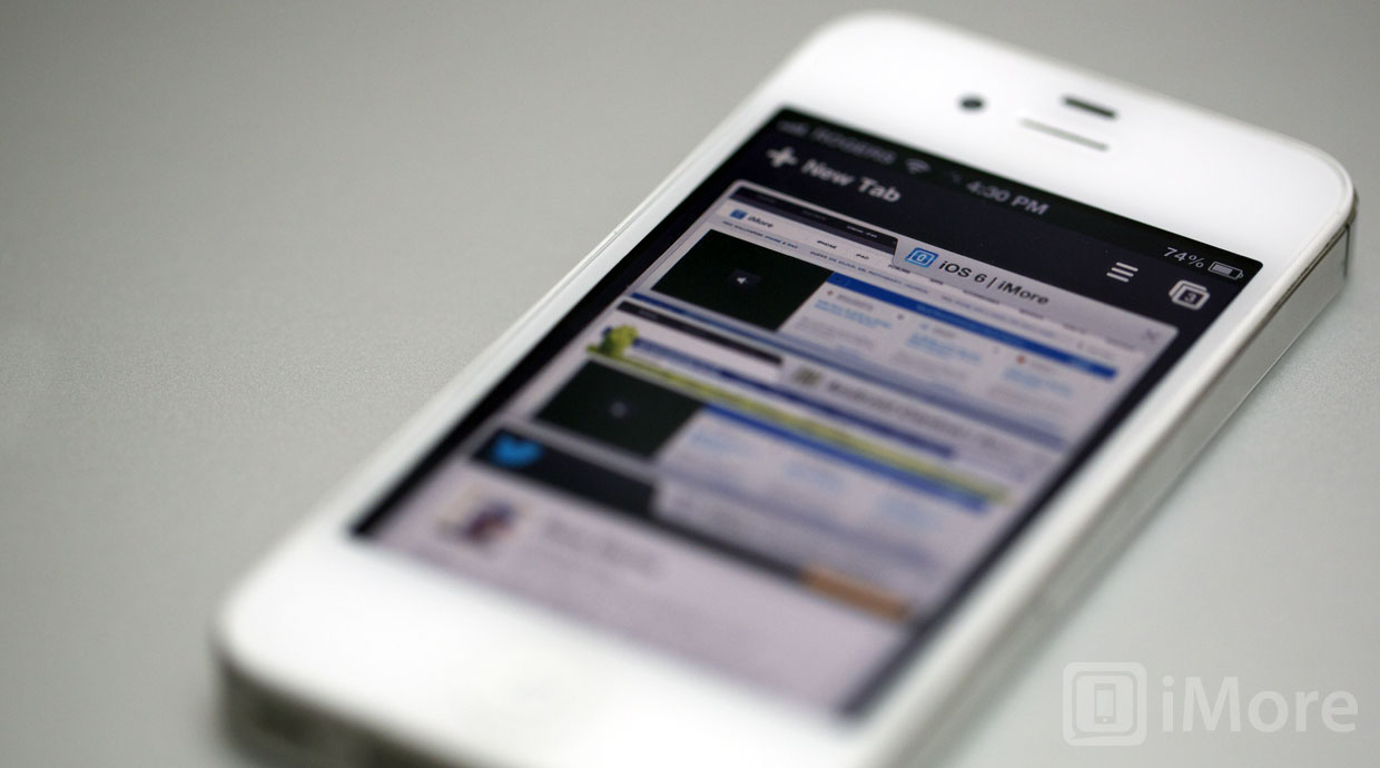 Chrome for iOS updated with fullscreen mode for iPhone and printing support