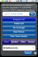 AT&T Mark the Spot