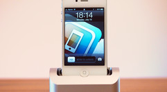 Elevation Dock for iPhone review