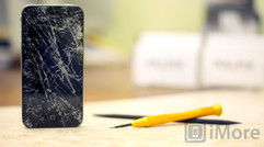 How to replace a cracked screen on an iPhone 4S