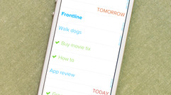 Task for iPhone and iPad review: To-do list creation that's easy, fun, and beautiful
