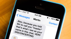 How to disable nicknames for Messages, Phone, and Mail in iOS 7