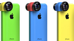 Olloclip makes iPhone photography more colorful with new iPhone 5c lense
