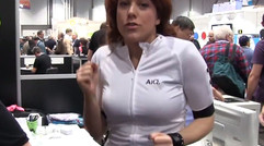 AiQ Smart Clothing adds biometrics to your workout at #CESlive