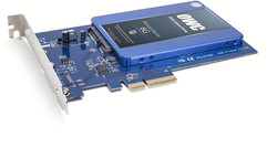 Add some faster storage to your Mac with OWC's Accelsior S expansion card