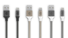 Griffin takes the wraps off of new lightning cables with reversible USB