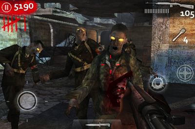 Call of Duty: World of War: Zombies