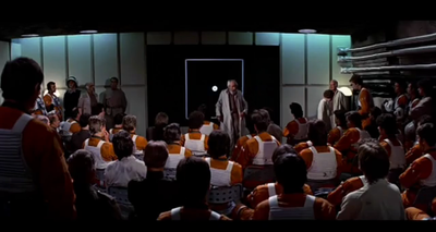 Steve Jobs intros iPad as Deathstar