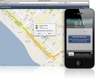 How to set up your free Find my iPhone account