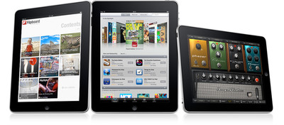 Top 10 apps for your iPad