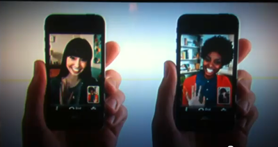 Apple airs joint AT&T and Verizon iPhone commercial