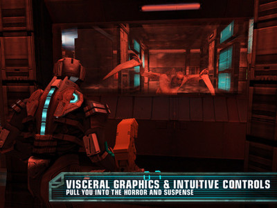 First look: Dead Space for iPhone, Dead Space HD for iPad