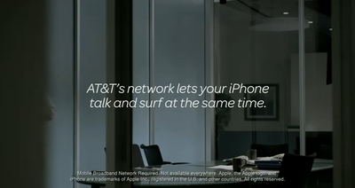 AT&T fires back at Verizon with simultaneous voice and data action