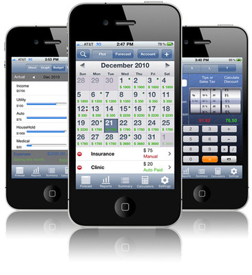 Top 5 budget tracking an finance apps for iPhone