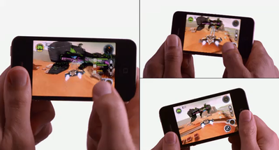 Apple airs new commercial - If you don't have an iPhone, you don't have Game Center