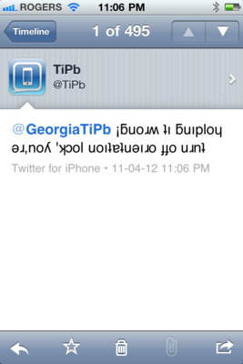 Daily Tip: How to write upside uʍop on iPhone, iPad
