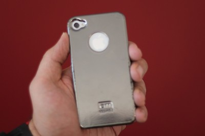 CaseMate Chrome - Top 5 cases to show off your white iPhone 4