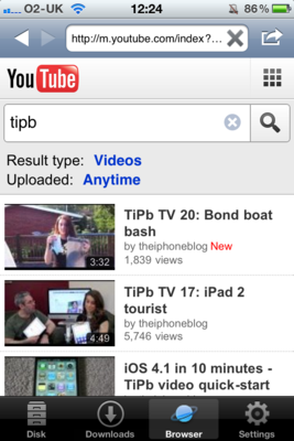 Or how youtube download to to ipad your iphone videos