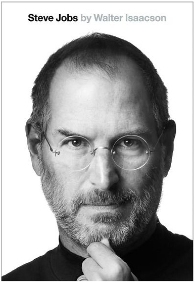 Steve Jobs biography arriving Oct. 24
