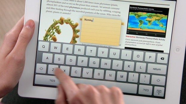 Apple posts iBooks 2, Textbooks-centric education video
