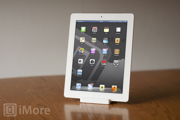 The new iPad (2012) review