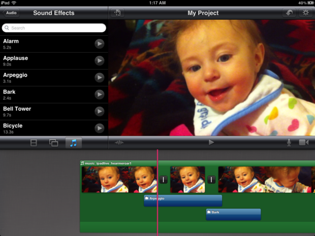 imovie for iphone and ipad review