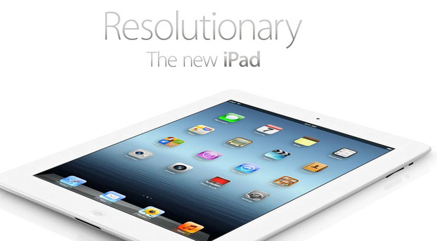 Apple announces the new iPad